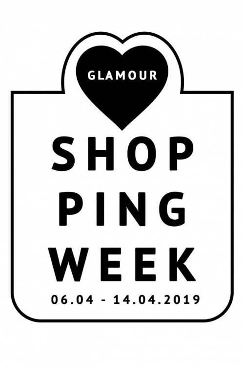 GLAMOUR SHOPPING WEEK IST WIEDER DA!