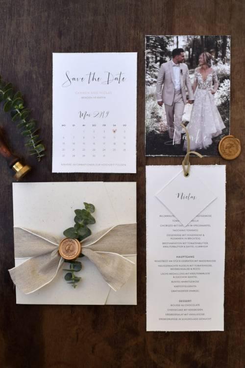 Unsere Hochzeitspapeterie – Ein Gastbeitrag von @FAWNTASTIQUE