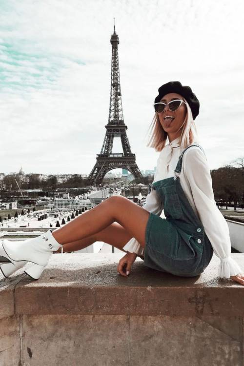 PARIS J'ADORE!