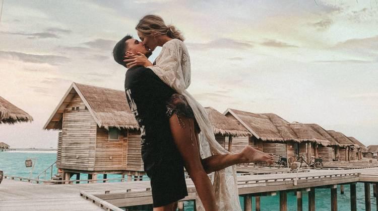 Honeymoon auf den Malediven