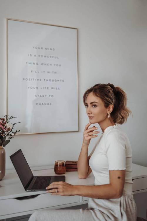 Zu Zeiten von Corona: Produktiv im Home Office – Arbeiten von Zuhause aus