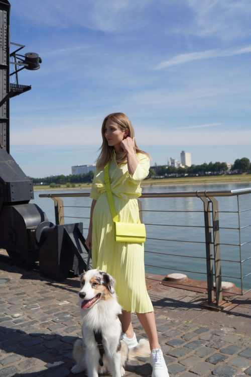 How to style a monochromatic look in summer – Ton-in-Ton Looks leicht umgesetzt mit Amazon Fashion
